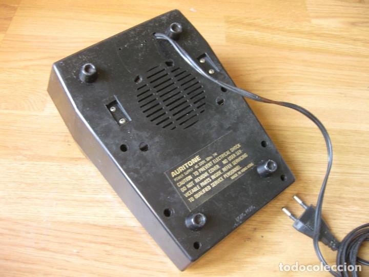 Radios antiguas: RADIO CON RELOJ DESPERTADOR - FLIP CLOCK - MADE IN HONG KONG - FALTA LIMPIEZA - Foto 3 - 142548866