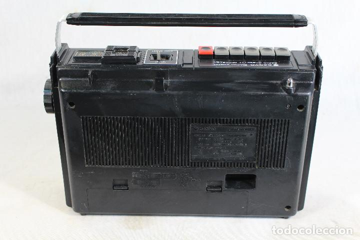Radios antiguas: RADIO sanyo m 2554 F - Foto 4 - 142638998