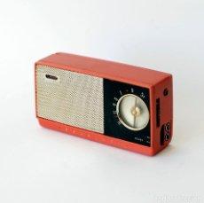 Radios antiguas: ANTIGUO RADIO TRANSISTOR PORTÁTIL MARCA SANYO, MODELO SIX TRANSISTOR DE LUXE 6C-17, MADE IN JAPAN. . Lote 142749970