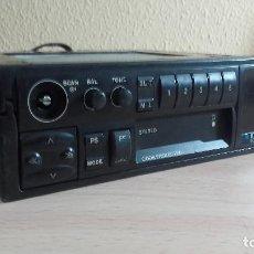 Radios antiguas: RADIO CASSETTE CAR BLAUPUNKT BOSTON CC20 ESTEREO. Lote 142962410