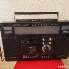 Radios antiguas: GRUNDIG RR 1140 PROFESSIONAL RADIO MULTIBANDA CASSETTE BOOMBOX VINTAGE EQUIPO MUSICA. Lote 143386994