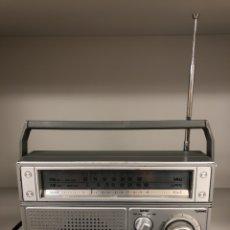 Radios antiguas: RADIO INTERNACIONAL NF 128, VER VÍDEO, VINTAGE.. Lote 143658426