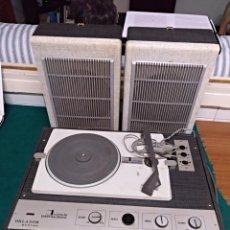 Radios antiguas: TOCADISCOS ORLADOR CIRCULO INTERNACIONAL. Lote 143766142