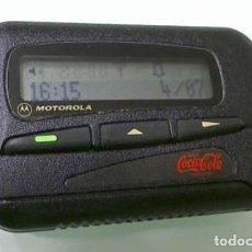 Radios antiguas: BUSCA PERSONAS MOTOROLA. Lote 143911458