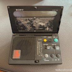 Radios antiguas: RADIO SONY ICF-C1000 COLECCIONISTA. Lote 143937129
