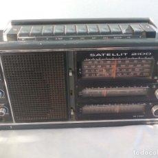 Radios antiguas: MAGNÍFICA RADIO MULTIBANDAS GRUNDIG SATELLIT 2100. Lote 144392350