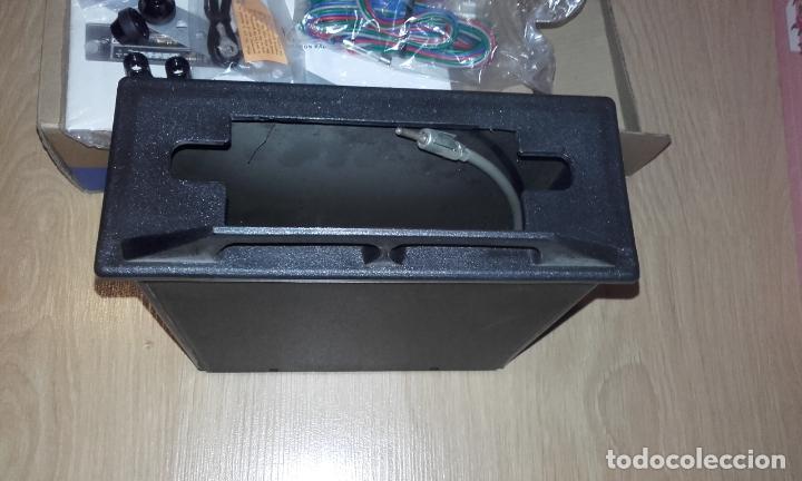 Radios antiguas: Radiocassette de coche estéreo Aiwa CTR-2020E, años 70. Totalmente nuevo, a estrenar, completo. - Foto 17 - 144393162