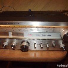 Radios antiguas: AMPLIFICADOR SINTONIZADOR (RECEIVER) VINTAGE, SONY STR-11S, FUNCIONANDO CORRECTAMENTE. Lote 181877977