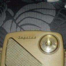 Radios antiguas: RADIO ALEMANA INGELEN TRV-110.AÑO 1958. Lote 144635302