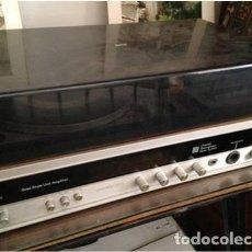 Radios antiguas: EQUIPO DE MÚSICA BETTOR COMPLETO. Lote 144671222