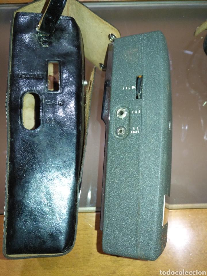 Radios antiguas: walkie talkie 1966 Fantavox 10 transistor, policial, Policía, militar. Japan. - Foto 2 - 144788120