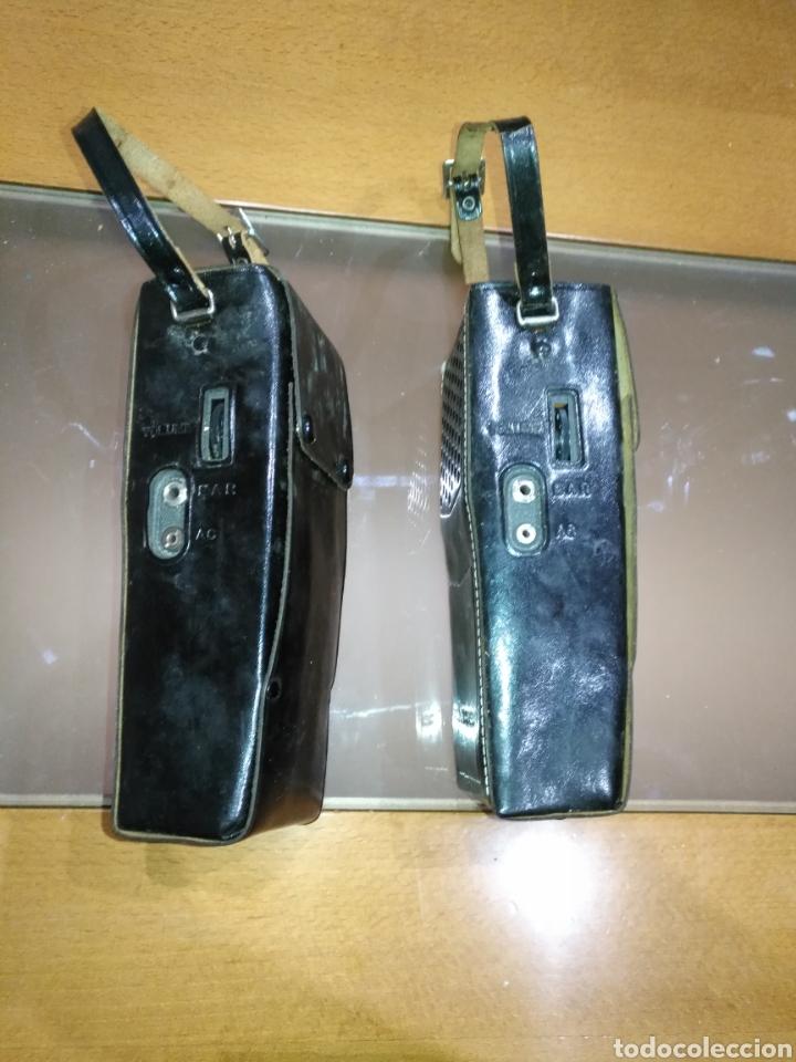 Radios antiguas: walkie talkie 1966 Fantavox 10 transistor, policial, Policía, militar. Japan. - Foto 8 - 144788120