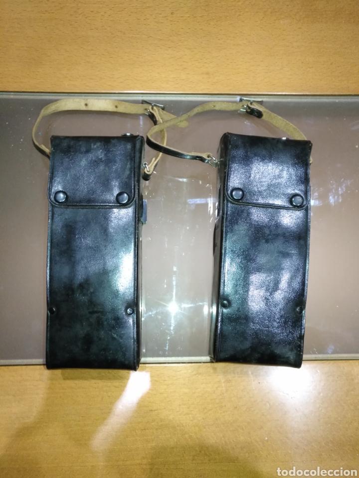 Radios antiguas: walkie talkie 1966 Fantavox 10 transistor, policial, Policía, militar. Japan. - Foto 9 - 144788120