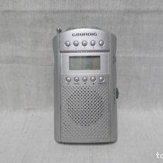 Radios antiguas: RADIO TRANSISTOR GRUNDIG G. RL 02. Lote 145153662