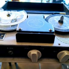 Radios antiguas: MAGNETOFONO MARTEL JAPONES. Lote 145275050