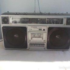 Radios antiguas: RADIO CASSETTE UNIVERSUM SUPERSOUND 16000. Lote 145340194