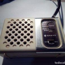 Radios antiguas: RADIO SANYO. Lote 145521970