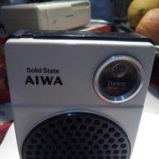 Radios antiguas: RADIO AIWA AR-777. Lote 145522482