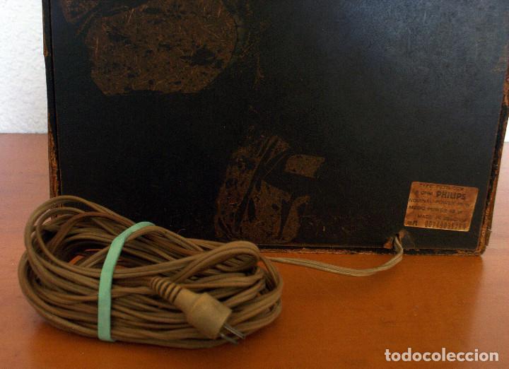 Radios antiguas: AMPLIFICADOR - PLATO DE DISCOS - ALTAVOCES - MARCA PHILIPS - AÑOS 80 - PROSPECTOS ORIGINALES - Foto 8 - 146151898