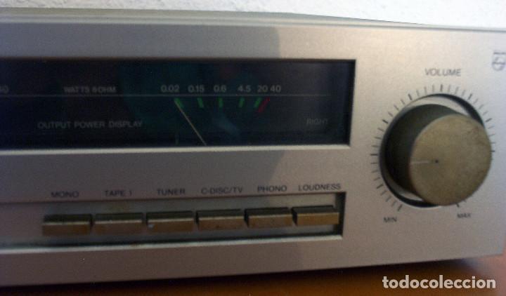 Radios antiguas: AMPLIFICADOR - PLATO DE DISCOS - ALTAVOCES - MARCA PHILIPS - AÑOS 80 - PROSPECTOS ORIGINALES - Foto 16 - 146151898
