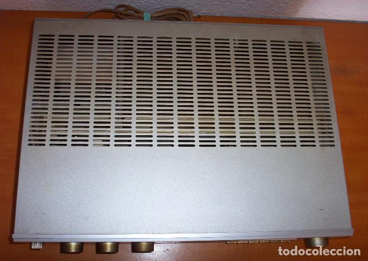 Radios antiguas: AMPLIFICADOR - PLATO DE DISCOS - ALTAVOCES - MARCA PHILIPS - AÑOS 80 - PROSPECTOS ORIGINALES - Foto 25 - 146151898