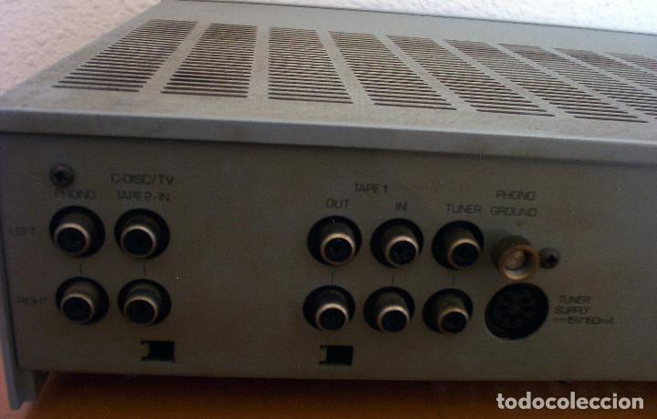 Radios antiguas: AMPLIFICADOR - PLATO DE DISCOS - ALTAVOCES - MARCA PHILIPS - AÑOS 80 - PROSPECTOS ORIGINALES - Foto 31 - 146151898