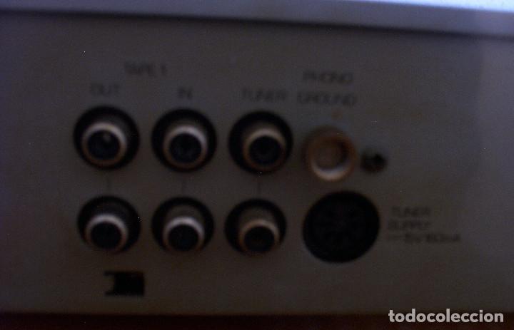 Radios antiguas: AMPLIFICADOR - PLATO DE DISCOS - ALTAVOCES - MARCA PHILIPS - AÑOS 80 - PROSPECTOS ORIGINALES - Foto 32 - 146151898