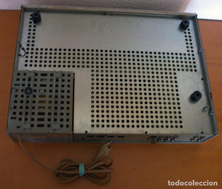 Radios antiguas: AMPLIFICADOR - PLATO DE DISCOS - ALTAVOCES - MARCA PHILIPS - AÑOS 80 - PROSPECTOS ORIGINALES - Foto 38 - 146151898