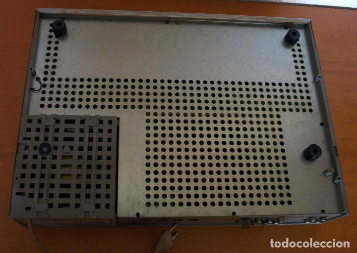 Radios antiguas: AMPLIFICADOR - PLATO DE DISCOS - ALTAVOCES - MARCA PHILIPS - AÑOS 80 - PROSPECTOS ORIGINALES - Foto 39 - 146151898