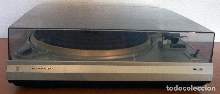 Radios antiguas: AMPLIFICADOR - PLATO DE DISCOS - ALTAVOCES - MARCA PHILIPS - AÑOS 80 - PROSPECTOS ORIGINALES - Foto 40 - 146151898