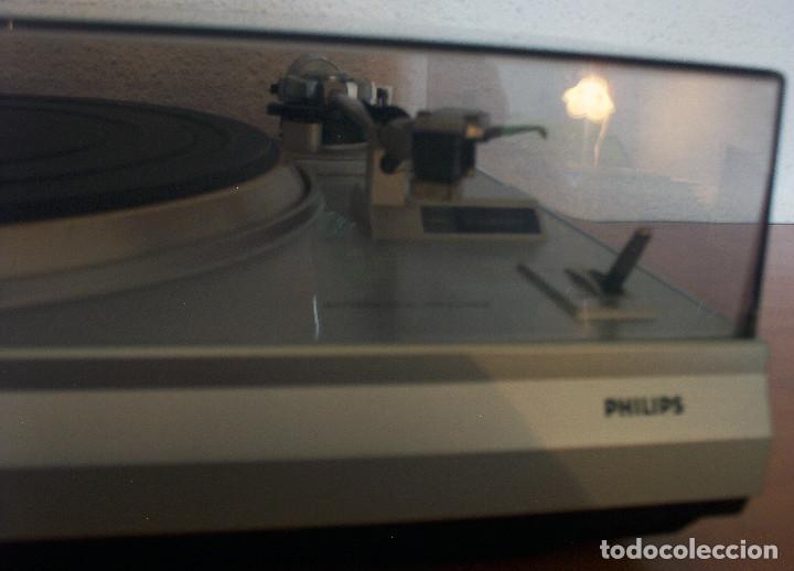 Radios antiguas: AMPLIFICADOR - PLATO DE DISCOS - ALTAVOCES - MARCA PHILIPS - AÑOS 80 - PROSPECTOS ORIGINALES - Foto 41 - 146151898