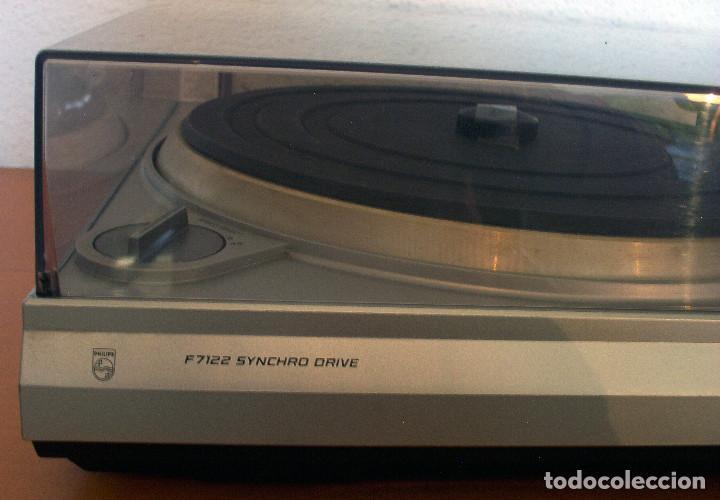 Radios antiguas: AMPLIFICADOR - PLATO DE DISCOS - ALTAVOCES - MARCA PHILIPS - AÑOS 80 - PROSPECTOS ORIGINALES - Foto 43 - 146151898