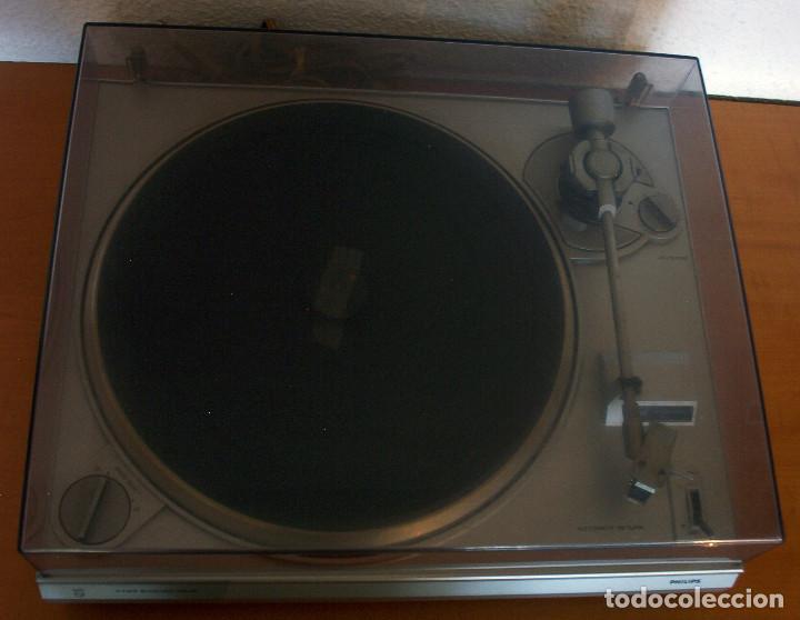 Radios antiguas: AMPLIFICADOR - PLATO DE DISCOS - ALTAVOCES - MARCA PHILIPS - AÑOS 80 - PROSPECTOS ORIGINALES - Foto 46 - 146151898
