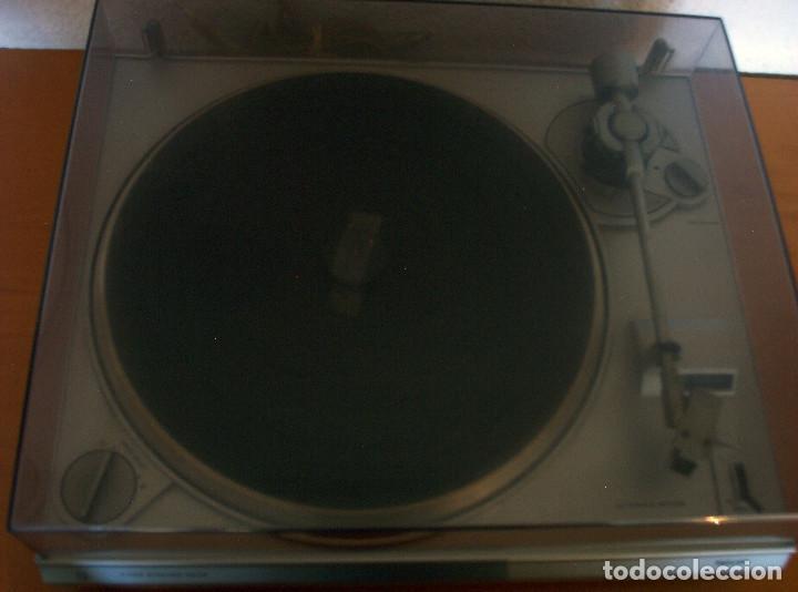 Radios antiguas: AMPLIFICADOR - PLATO DE DISCOS - ALTAVOCES - MARCA PHILIPS - AÑOS 80 - PROSPECTOS ORIGINALES - Foto 47 - 146151898