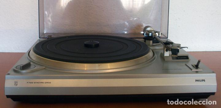 Radios antiguas: AMPLIFICADOR - PLATO DE DISCOS - ALTAVOCES - MARCA PHILIPS - AÑOS 80 - PROSPECTOS ORIGINALES - Foto 48 - 146151898