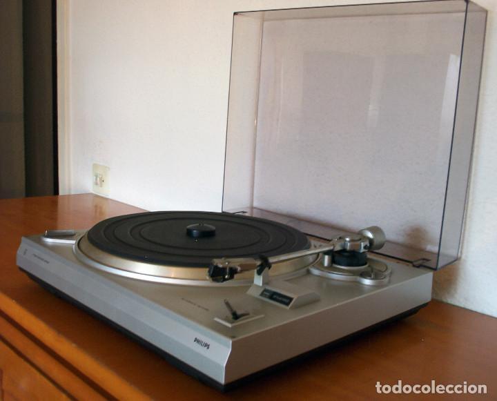 Radios antiguas: AMPLIFICADOR - PLATO DE DISCOS - ALTAVOCES - MARCA PHILIPS - AÑOS 80 - PROSPECTOS ORIGINALES - Foto 49 - 146151898