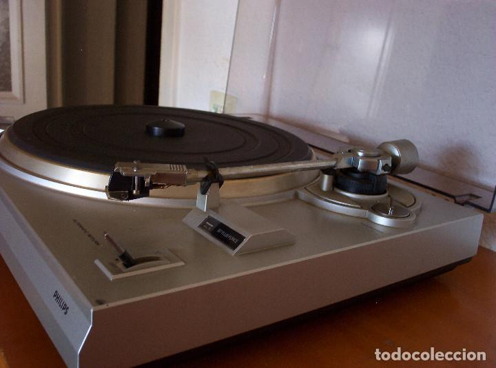 Radios antiguas: AMPLIFICADOR - PLATO DE DISCOS - ALTAVOCES - MARCA PHILIPS - AÑOS 80 - PROSPECTOS ORIGINALES - Foto 53 - 146151898