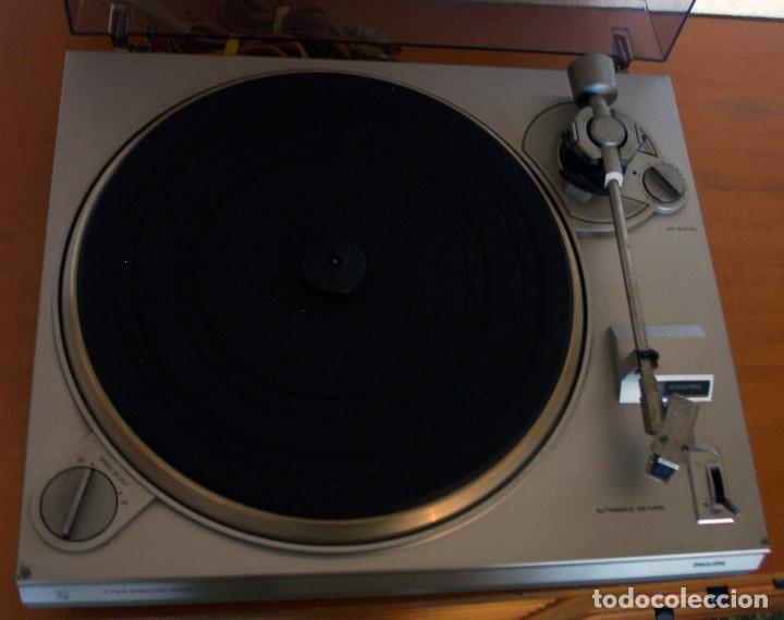 Radios antiguas: AMPLIFICADOR - PLATO DE DISCOS - ALTAVOCES - MARCA PHILIPS - AÑOS 80 - PROSPECTOS ORIGINALES - Foto 55 - 146151898