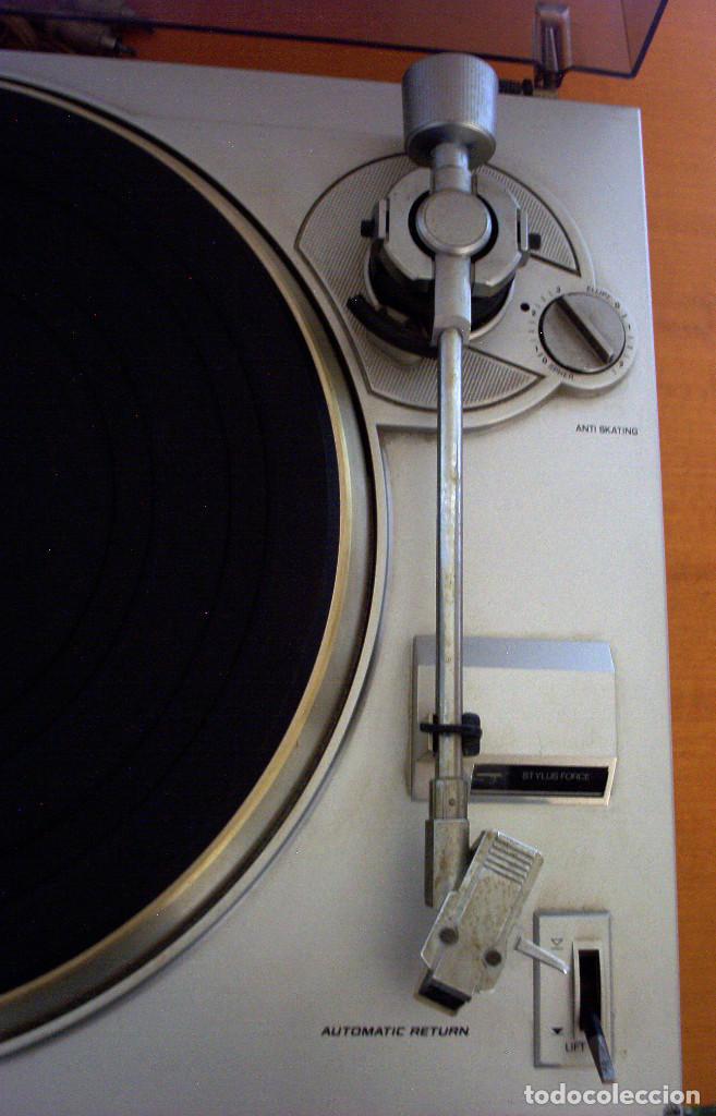 Radios antiguas: AMPLIFICADOR - PLATO DE DISCOS - ALTAVOCES - MARCA PHILIPS - AÑOS 80 - PROSPECTOS ORIGINALES - Foto 56 - 146151898
