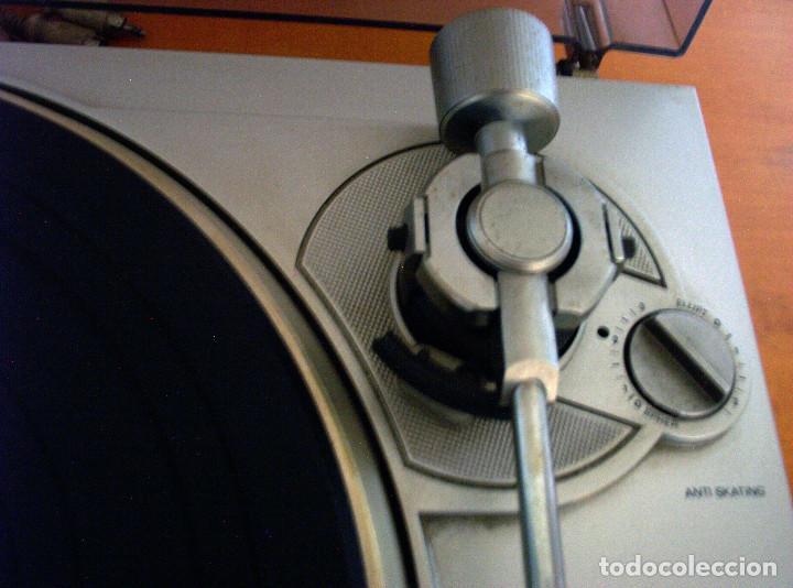 Radios antiguas: AMPLIFICADOR - PLATO DE DISCOS - ALTAVOCES - MARCA PHILIPS - AÑOS 80 - PROSPECTOS ORIGINALES - Foto 57 - 146151898