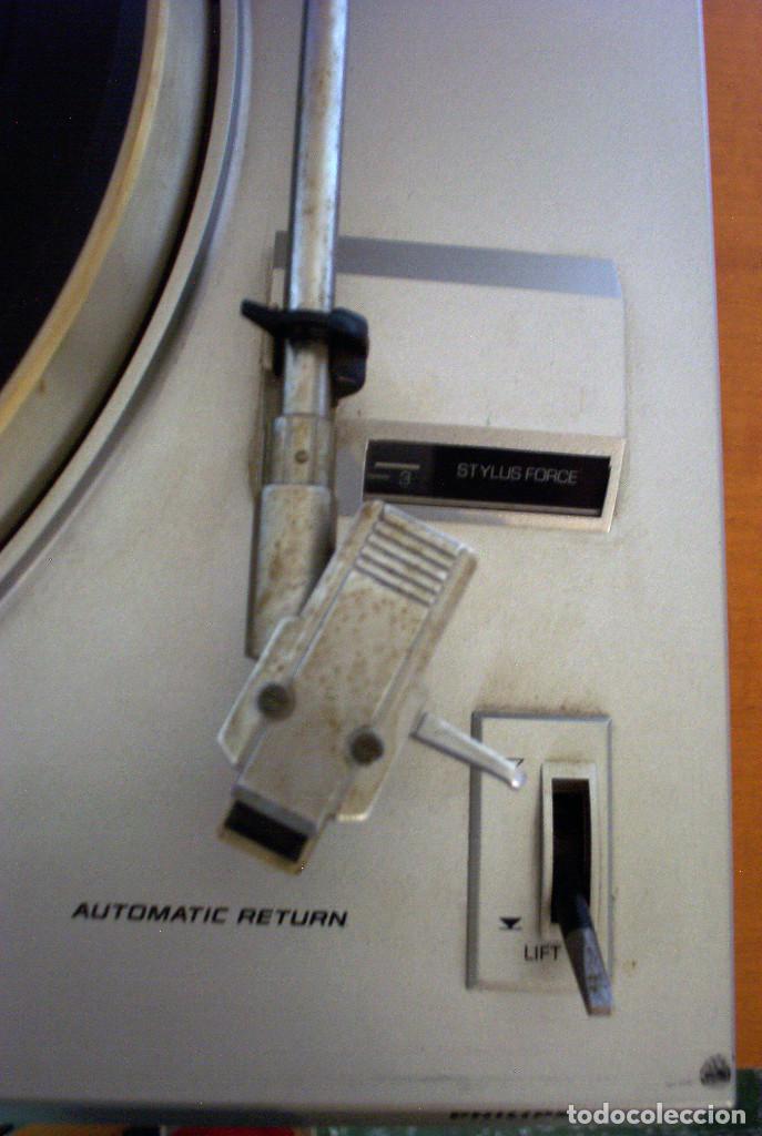 Radios antiguas: AMPLIFICADOR - PLATO DE DISCOS - ALTAVOCES - MARCA PHILIPS - AÑOS 80 - PROSPECTOS ORIGINALES - Foto 58 - 146151898