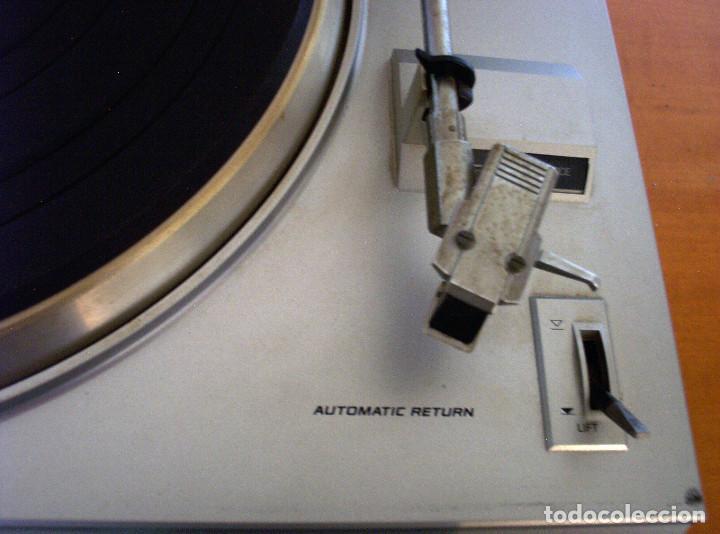 Radios antiguas: AMPLIFICADOR - PLATO DE DISCOS - ALTAVOCES - MARCA PHILIPS - AÑOS 80 - PROSPECTOS ORIGINALES - Foto 59 - 146151898