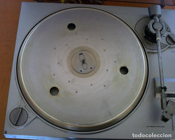 Radios antiguas: AMPLIFICADOR - PLATO DE DISCOS - ALTAVOCES - MARCA PHILIPS - AÑOS 80 - PROSPECTOS ORIGINALES - Foto 62 - 146151898