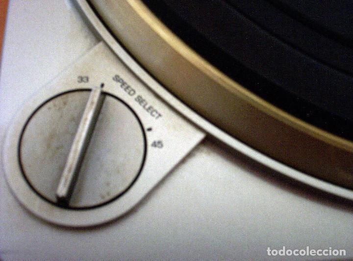 Radios antiguas: AMPLIFICADOR - PLATO DE DISCOS - ALTAVOCES - MARCA PHILIPS - AÑOS 80 - PROSPECTOS ORIGINALES - Foto 63 - 146151898