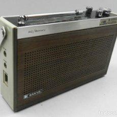 Radios antiguas: RADIO TRANSISTOR VINTAGE AÑOS 70-80 EXCELENTE OBJETO DE COLOECCION MARCA SANYO JAPÓN. Lote 146179506