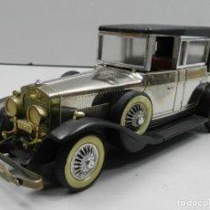 Radios antiguas: RADIO CON FORMA DE COCHE LINCOLN 1928. Lote 146179570