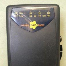 Radios antiguas: RADIO CASSETTE PHILIPS, DYNAMIC BASS BOOST. Lote 146262434