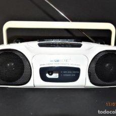 Radios antiguas: RADIO CASSETTE CLATRONIC CTC-SSR318F. Lote 146549178
