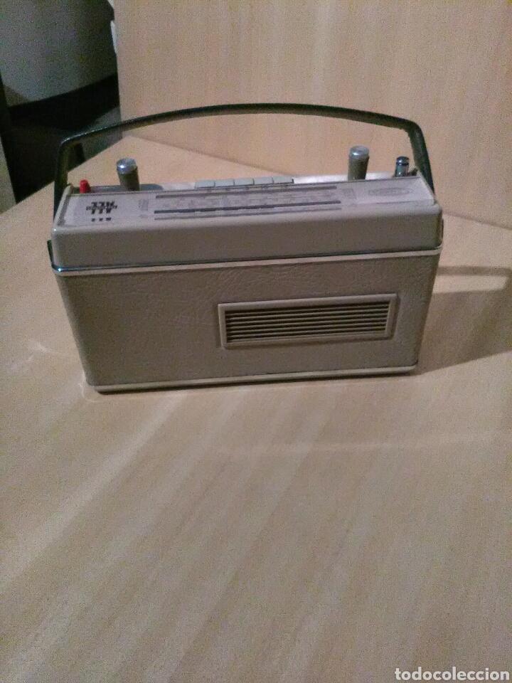 Radios antiguas: Radio Optalix , Transistores. - Foto 4 - 146555010