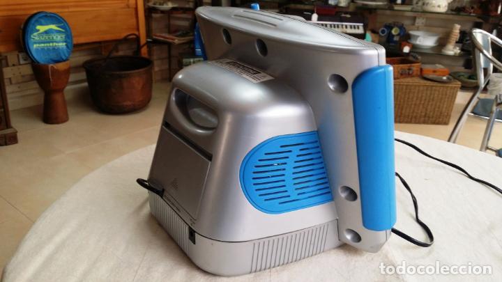 Radios antiguas: REPRODUCTOR DE CD - KARAOKE CON MICRÓFONO - Foto 4 - 146656866